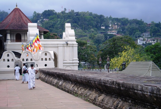 Photograph of Temple of the Sacred Relic Kandy