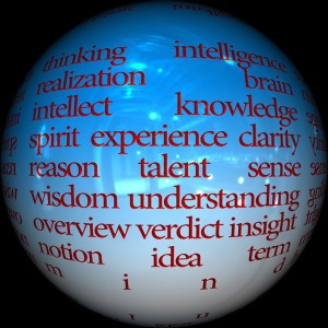 Brain Injury Misunderstood Blue shaded ball with functions of brain and mind written on it
