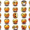 Emotions After Brain Injury Series of emojis displaying different emotions