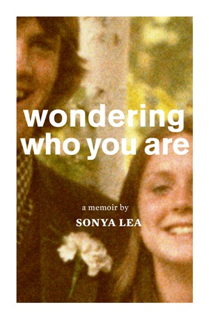 Intimacy Sex and Brain injury Book cover Wondering Who You Are. Early photo of author and husband