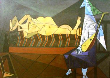 Picasso image Creativity and Brain Injury