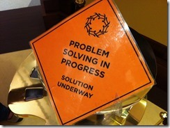 Problem solving after brain injury