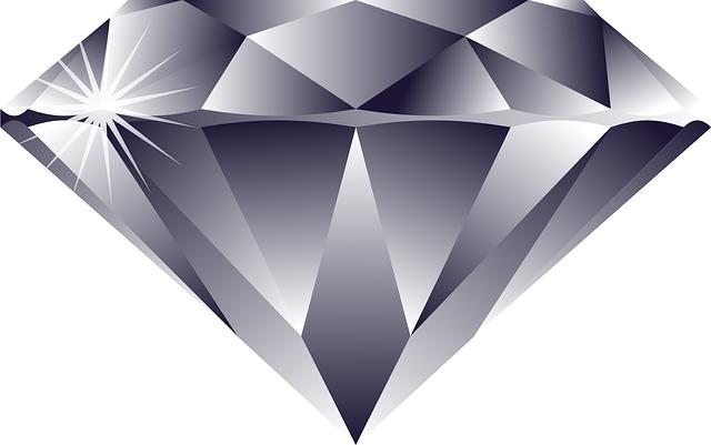 Strategies for Brain Injury - large sparkling single diamond